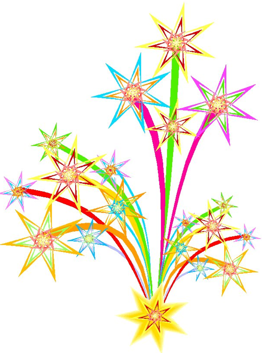 Fireworks celebration clip art. Celebrate clipart firecracker
