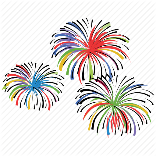 Celebration hand drawn by. Celebrate clipart firecracker