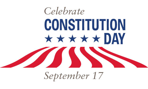 Celebrate clipart flag. Constitution day september american