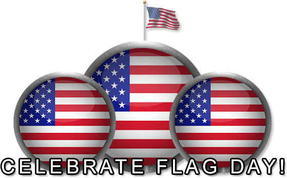 Celebrate clipart flag. Free day
