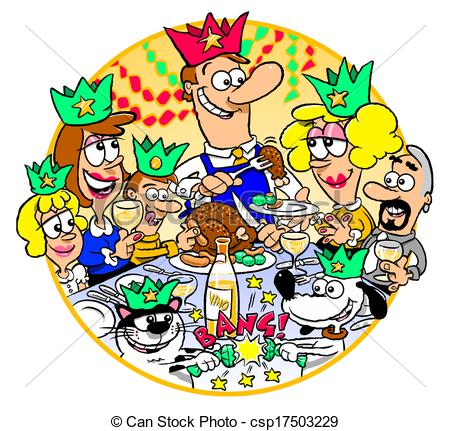 collection of christmas. Celebrate clipart food