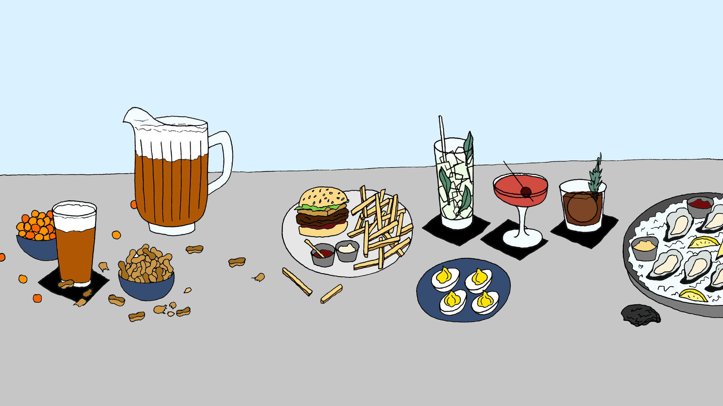 Celebrate clipart food. Punch what is bar