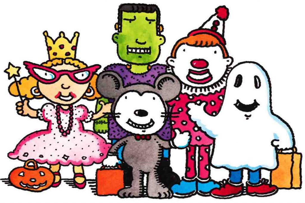 Celebrate clipart halloween. Pictures kids wrha us