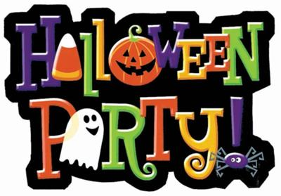 celebrate clipart halloween