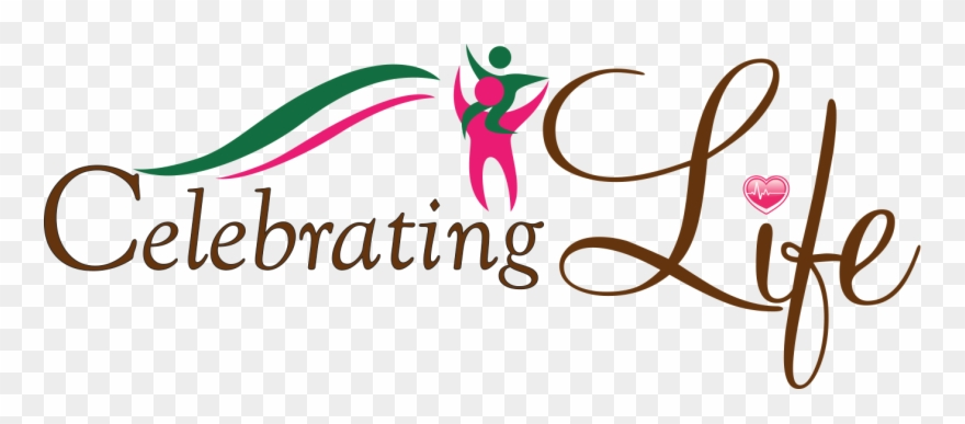 Celebrate clipart logo. Celebratinglife celebrating life
