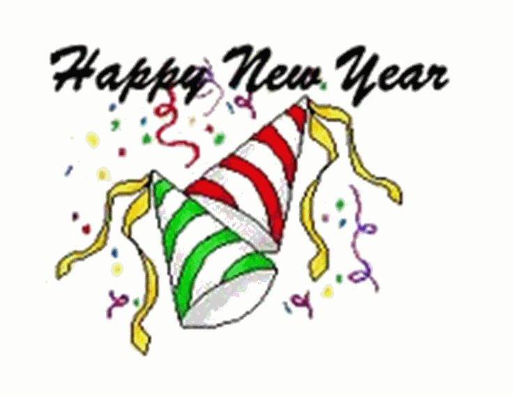 best happy year. Celebrate clipart new years day