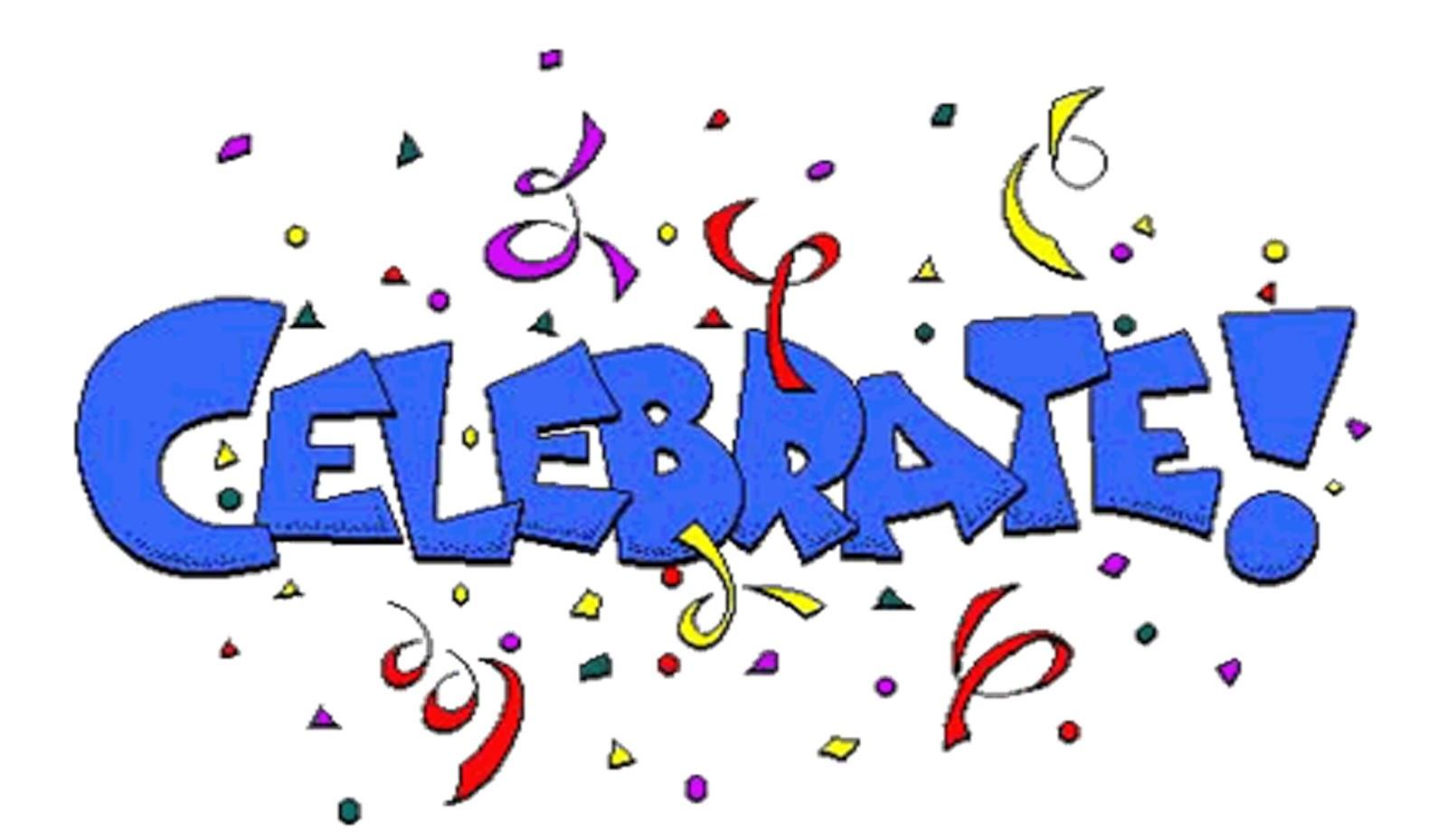 Celebrate clipart part.  free celebration clip