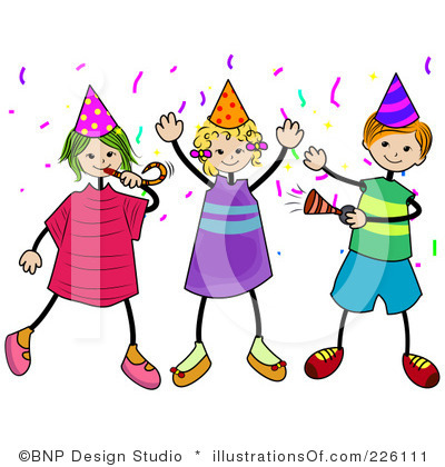 Celebrate clipart part. Free celebration download best
