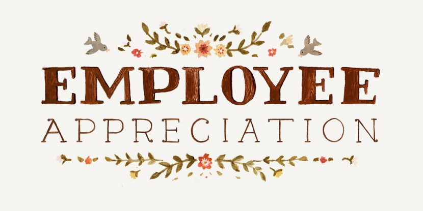 Celebrate clipart recognition. Employee appreciation day how