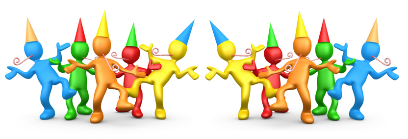 celebrate clipart recognition