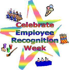 Celebrate clipart recognition. Employee group dr ian