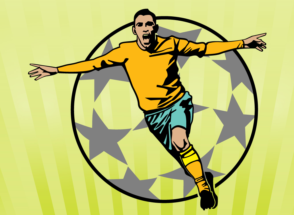 Free cliparts download clip. Clipart football celebration