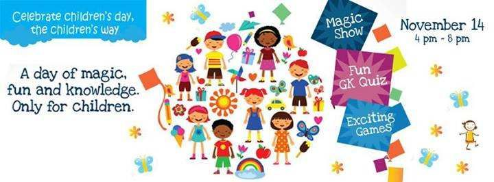 Celebrate clipart social event. Childrens day celebration on