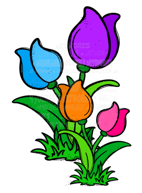 Celebrate clipart spring. Accents free elements included