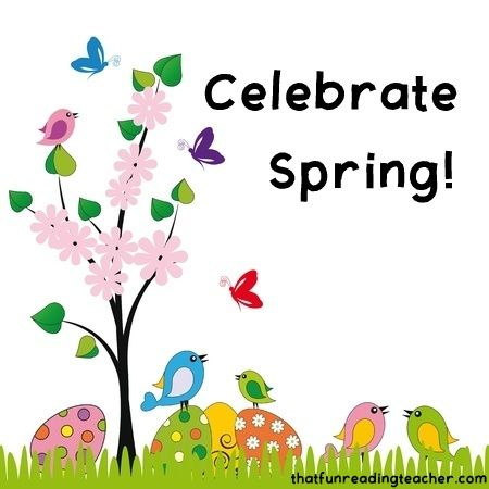 Celebrate clipart spring.  best slp general