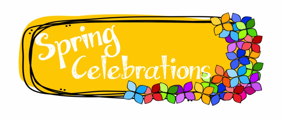 Celebration clip art free. Celebrate clipart spring