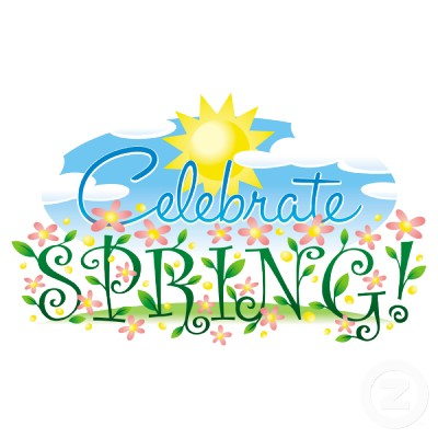 Celebrate clipart spring. Time and the valleys