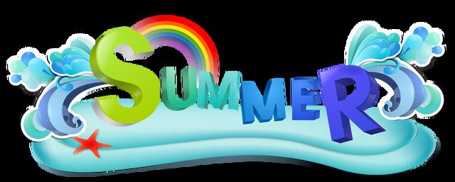 Celebrate clipart summer. Web design development banner