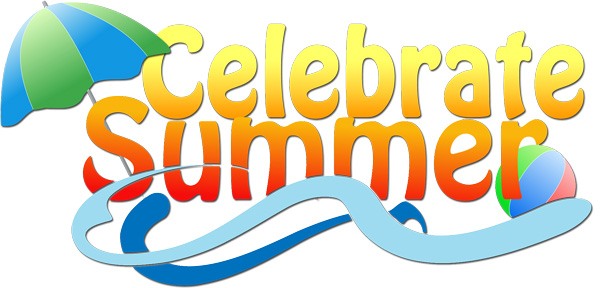 Time to images free. Celebrate clipart summer
