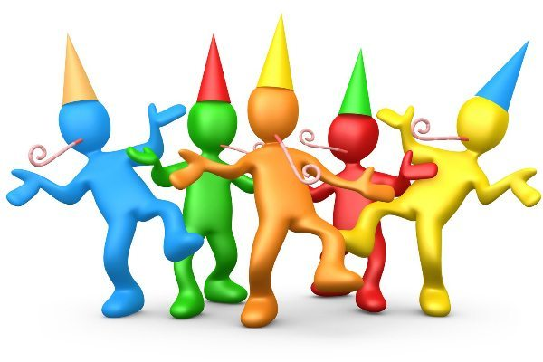 Celebrate clipart team. With purpose focusu engage