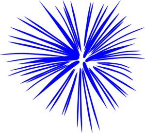 Fireworks pencil and in. Celebrate clipart transparent background