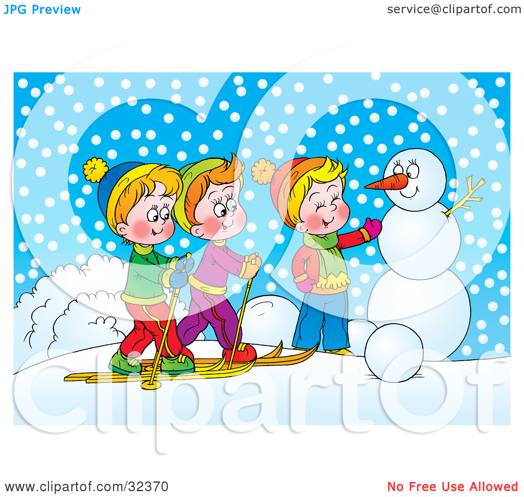 Celebrate clipart winter. Number two