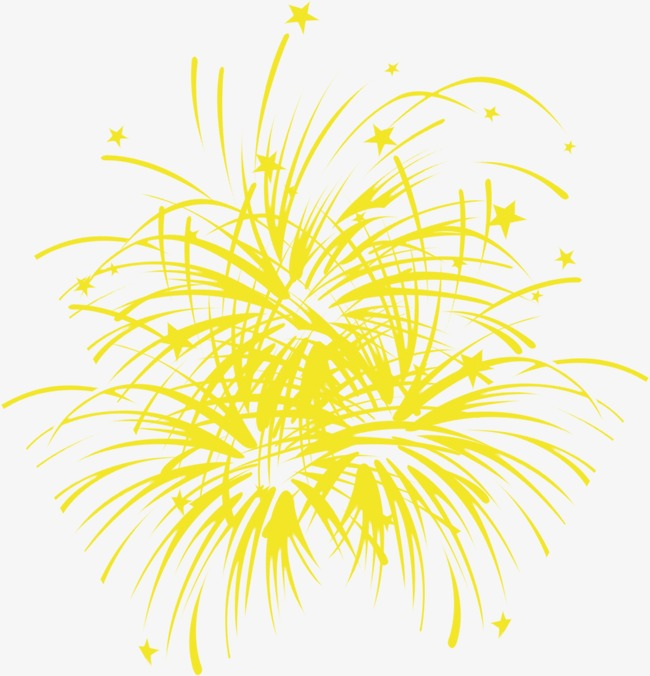 Celebrate clipart yellow. The fireworks national day