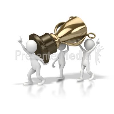 Trophy and presentermedia blog. Celebration clipart award