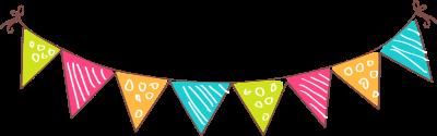 celebration clipart banner