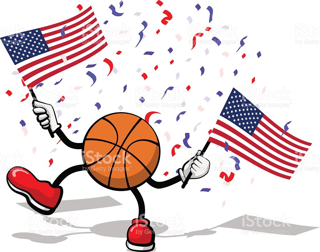 Pencil and in color. Celebration clipart basketball