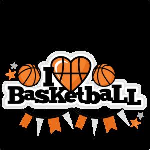 Celebration clipart basketball. I heart title miss