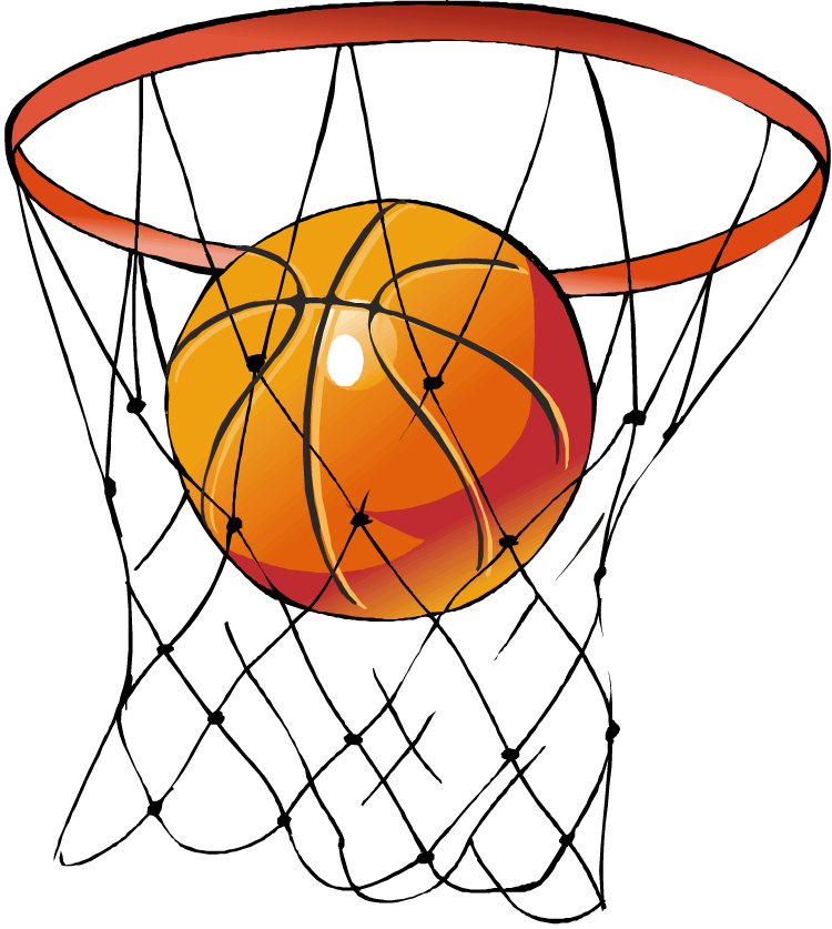 Granny coming to spencer. Celebration clipart basketball