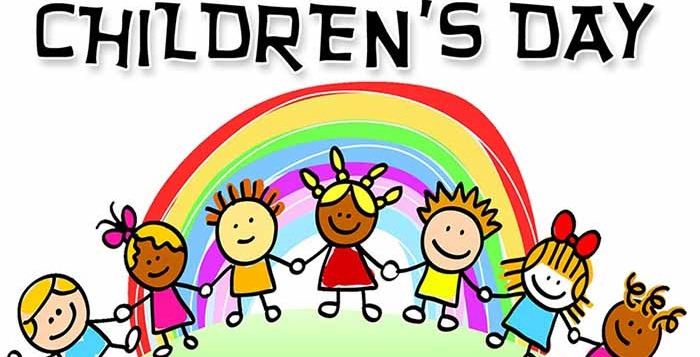 Celebration clipart children day. Clipartuse happy childrens
