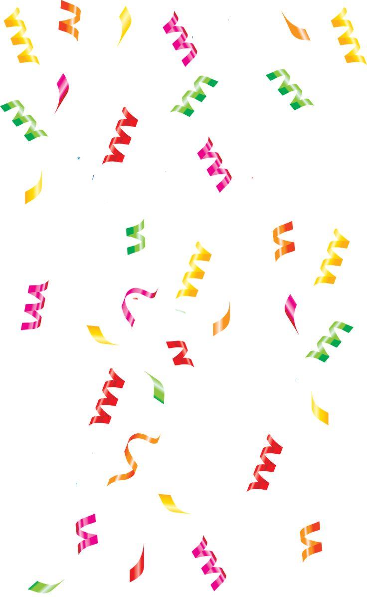 Paper party pinterest . Celebration clipart confetti