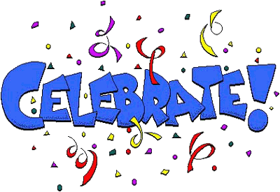 Celebration clipart confetti. Party free download best