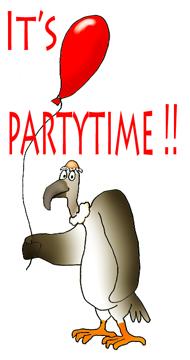 Party clip art free. Celebration clipart fun