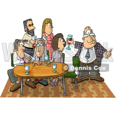 Cartoon welcome . Celebration clipart office