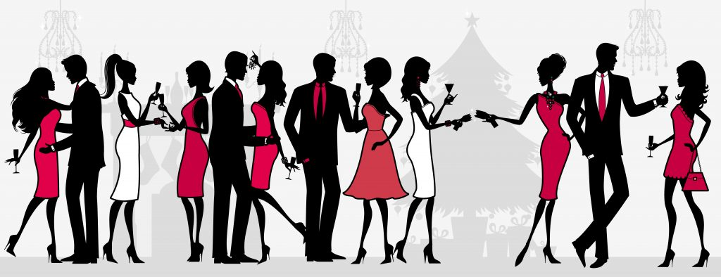 Holiday party incep imagine. Celebration clipart office