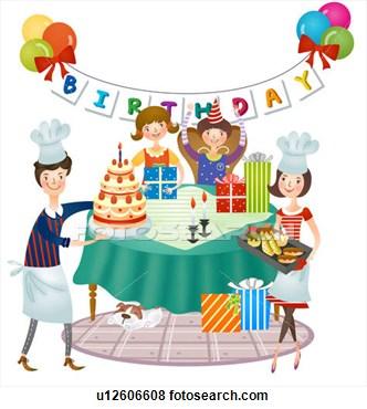 Celebration clipart party. Birthday clip art me