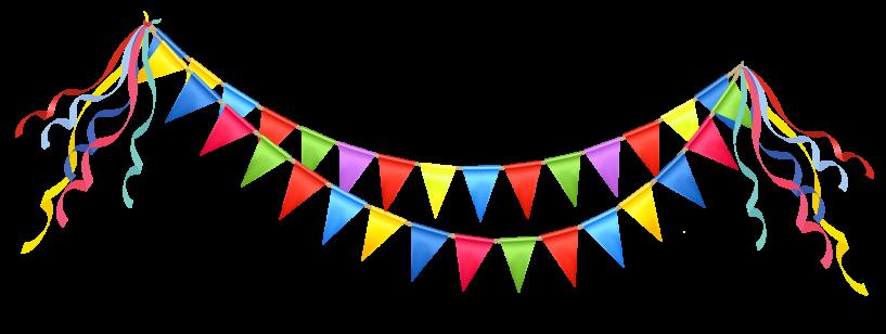 Celebration clipart party. Birthday banner jokingart com