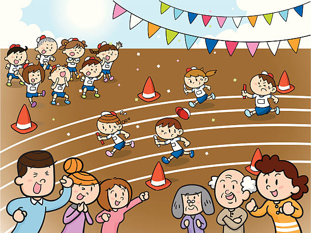 Celebration clipart sport. Sports day group annual