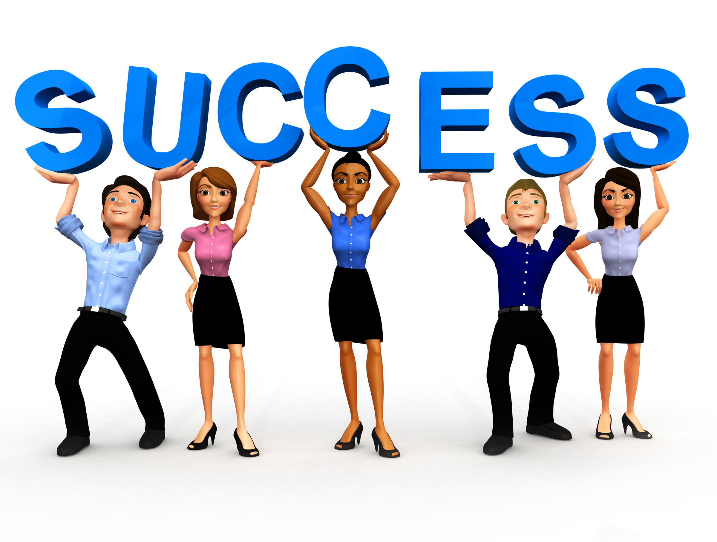 People celebrating free download. Professional clipart successful career