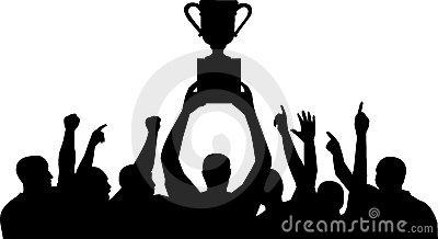 Champion clip art images. Celebration clipart team