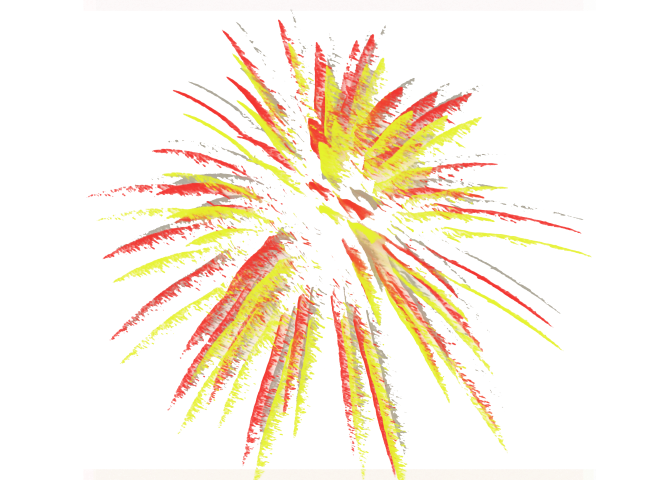 Clipart student celebration. Star burst free collection