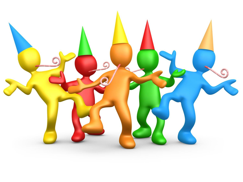 Hd class party clip. Celebration clipart