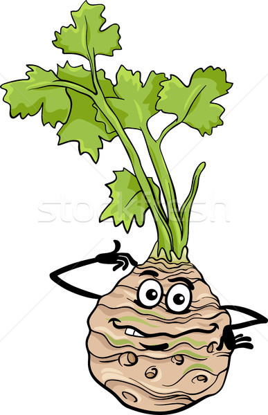 Stock vectors illustrations and. Celery clipart animated