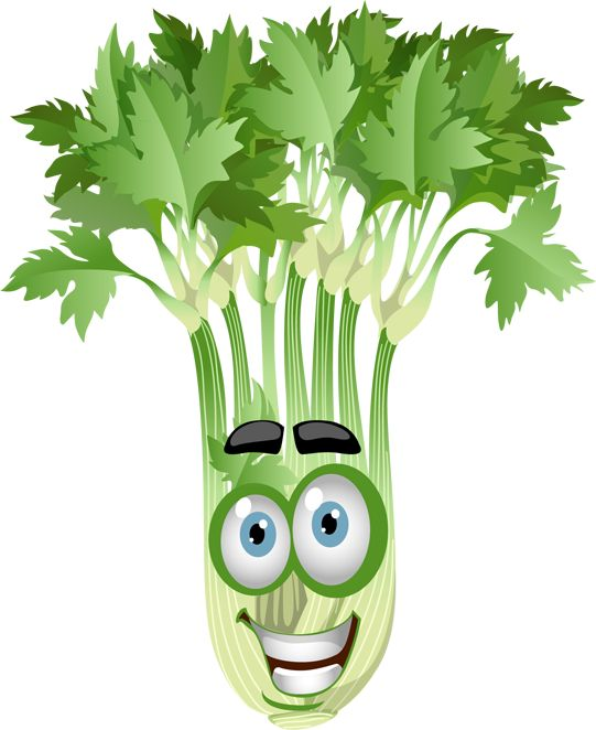 Celery clipart cute. Free download best on