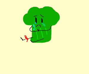 Celery clipart sad. Is actually meat