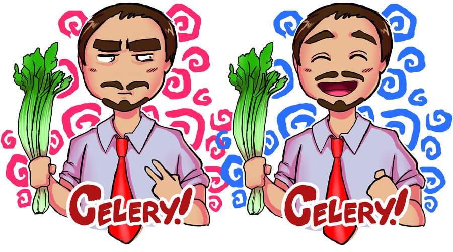 Ashens by vauxhaulastra on. Celery clipart sad