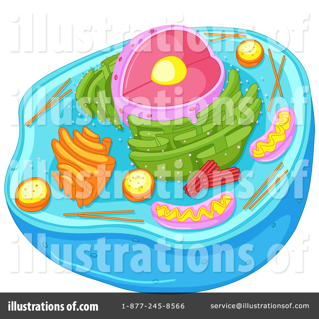 Cell clipart. Illustration by graphics rf